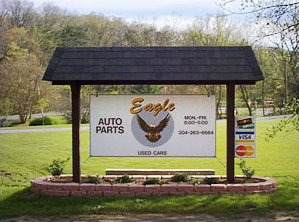 Salvage Yards In Wv >> Eagle Auto Parts Is A Full Service Automotive Recycler Home